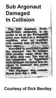 1946- Honolulu Collision